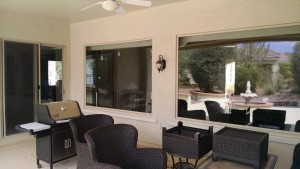 Completed Window Replacement in Phoenix AZ