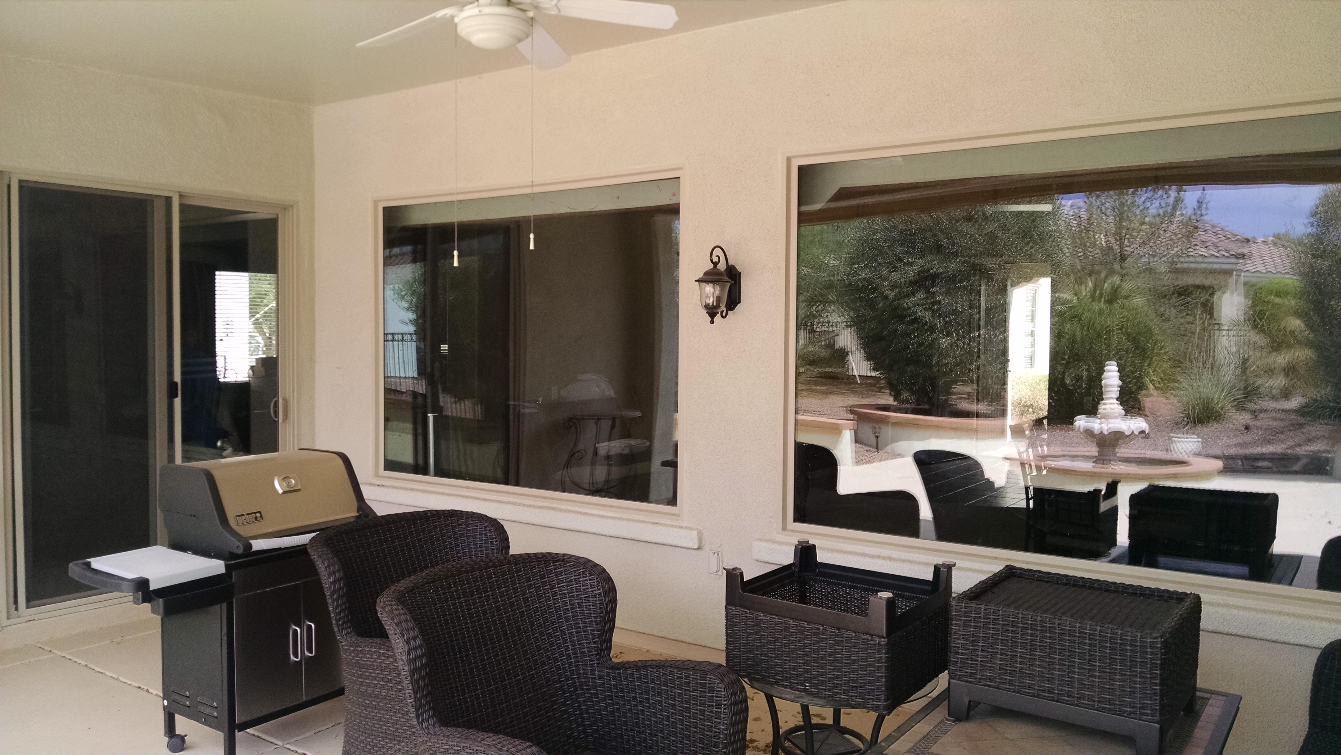 Completed Window Replacement In Phoenix AZ