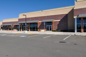Retail Storefront made with Superior Replacement Windows commercial storefront windows in Phoenix Arizona